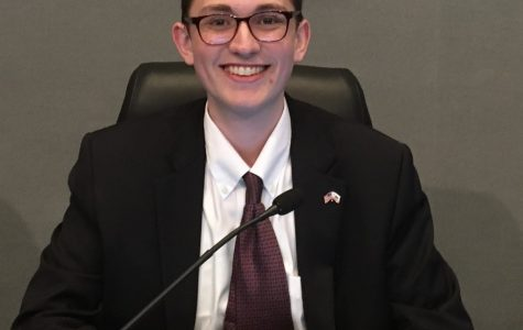 Former Centurion Cole Thompson is running for city council. Photo courtesy of Cole Thompson