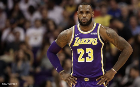 Lebron James contract extension could mean more championships for the Lakers Picture courtesy CNNphilippines.com