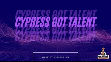 "Cypress ASB Holds ""Cypress Got Talent"""