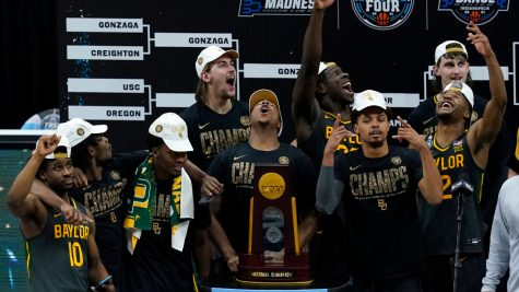"""Baylor Wins NCAA Men's Basketball Championship, ending Gonzaga's perfect run"" sportsnet.ca"