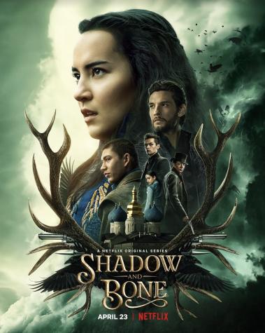 Shadow and Bones series poster (credit: IMDb)