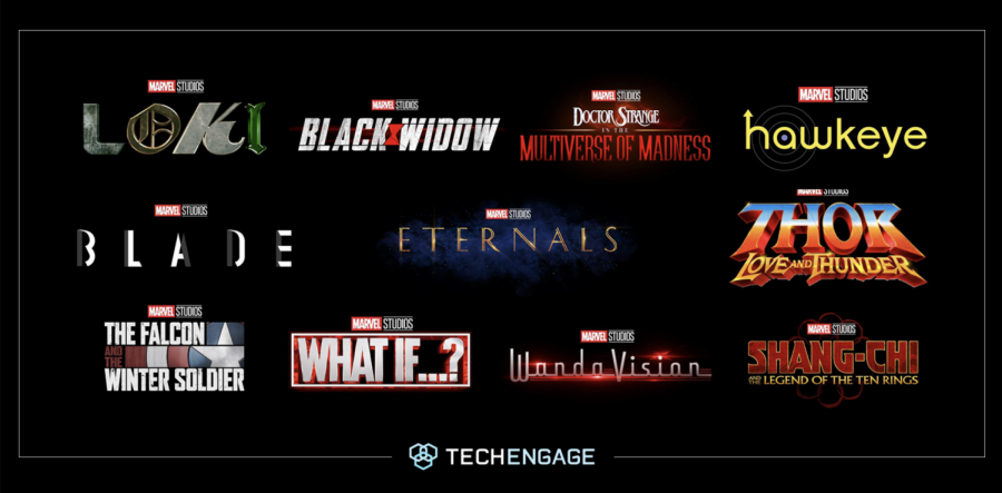 Marvel Phase 4: New movies, Disney Plus shows and upcoming Marvel projects. (Photo Credit: TechEngage)
